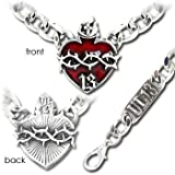 Alchemy UL13 Sacred Heart Necklace