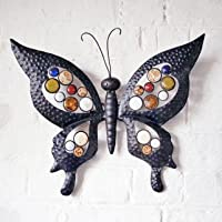 Metal Butterfly Garden Wall Art For Garden & Home