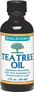 100% Pure Tea Tree Oil Good 'N Natural 2 oz Oil