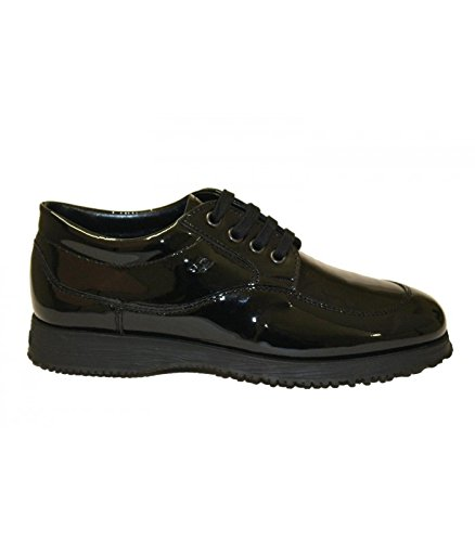 HOGAN HXW00I002130W0B999 TRADITIONAL LACKLEDER SNEAKERS