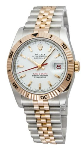 Buy Rolex Oyster Perpetual Datejust Two-Tone Mens Watch 116261-WSJ