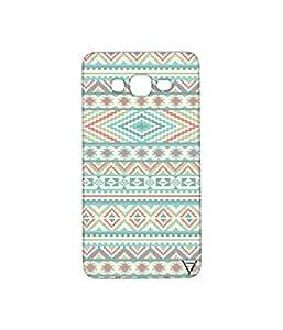Vogueshell Jaipuri pattern Printed Symmetry PRO Series Hard Back Case for Samsung Galaxy Grand Prime