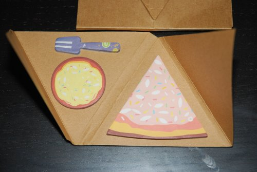 Pack of 3 Pizza Sticky Notepads