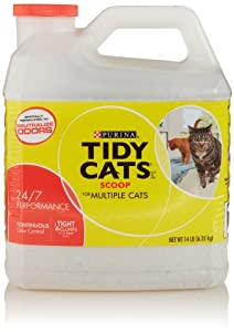 Tidy Cats Scoop 24/7 Performance, 14 Pounds