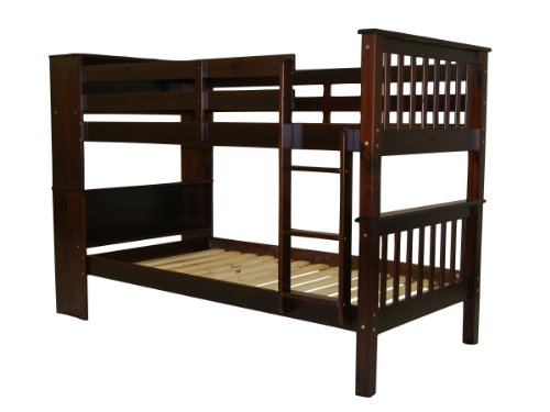 Buy Bedz King Bookcase Bunk Bed At Repo Furniture Store