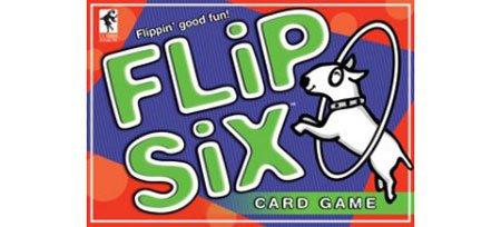 Flip Six Card Game - 1