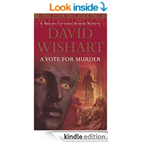 A Vote For Murder (A Marcus Corvinus mystery Book 8)