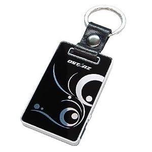 BT-Q890: Qstarz BT-Q890 Nano Keychain Bluetooth GPS Receiver (66 ch MTK, 1-5Hz User Configurable, Auto On/Off)