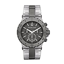 Michael Kors Bel Aire Chronograph Gunmetal Ladies Watch MK5500