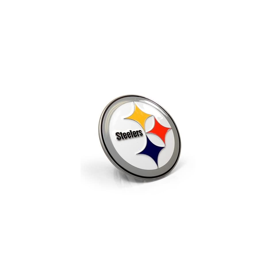 32a181f3594244 NFL Pittsburgh Steelers Trailer Hitch Cover on PopScreen