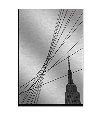 Empire Photography On Mounted Metal