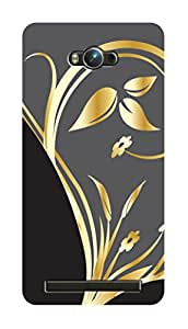 SWAG my CASE PRINTED BACK COVER FOR ASUS ZENFONE MAX Multicolor