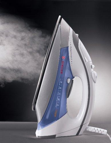 Singer Perfect Finish Ii 1700 Watt Self Clean Steam Iron