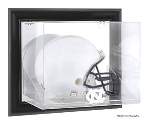 North Carolina Black Framed Wall Mountable Tar Heels Helmet Display Case - Memories -... by Sports Memorabilia