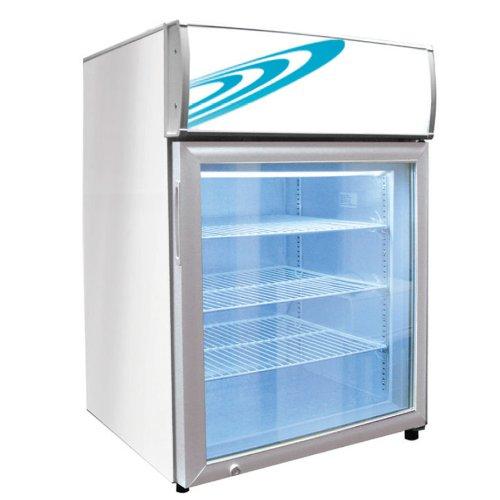 Excellence Ctf-4Ms Three Shelf Countertop Merchandiser Freezer - 120V front-557937