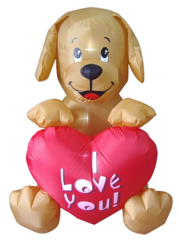 Valentine's Day Inflatables and Outdoor Yard Decorations - InfoBarrel