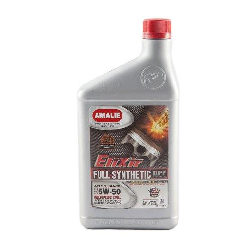 Amalie 160 75716 56 12pk 5w 50 Elixir Full Synthetic