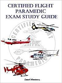 Flight Paramedic Study Guide Flashcards | Quizlet