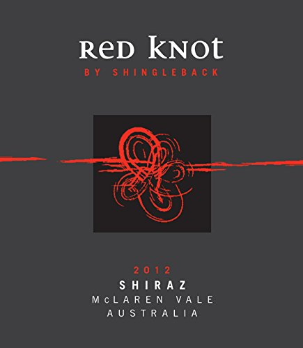 2012 Red Knot By Shingleback Shiraz, Mclaren Vale, Australia 750 Ml