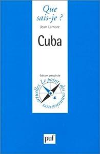 Cuba par Jean Lamore