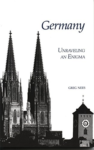 Germany: Unravelling an Enigma