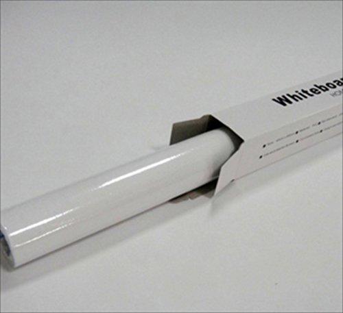 ホワイトボードシート 45cm×200cm オリジナルペン付き!壁がホワイトボードに! ウォールステッカー お子さんのお絵かき台として オフィスのホワイトスペース簡略化に大活躍!子供部屋 会議室 オフィス メモ 店舗 自宅 交流会など