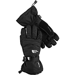 The North Face Boy's Montana Glove tnf black