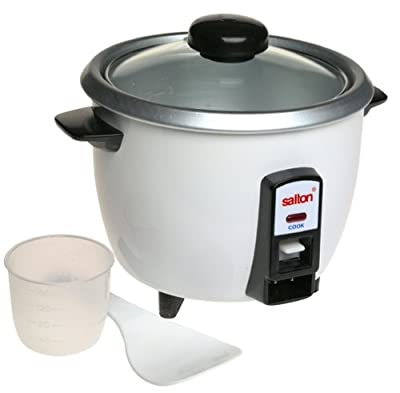 Salton RA3A 3-Cup Rice Cooker from Salton