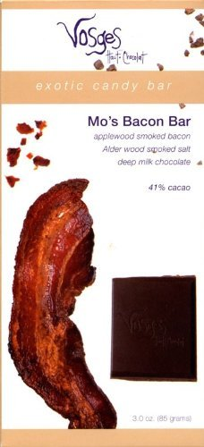 Vosges Haut Chocolat, Mo's Bacon Bar (3oz Bar)
