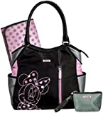 Disney Fashion Diaper Tote - Minnie