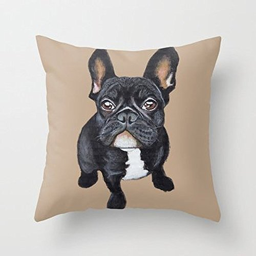 My Honey Pillow French Bulldog Throw Pillow By Papertigressfor Your Home (French Bulldog Pen compare prices)