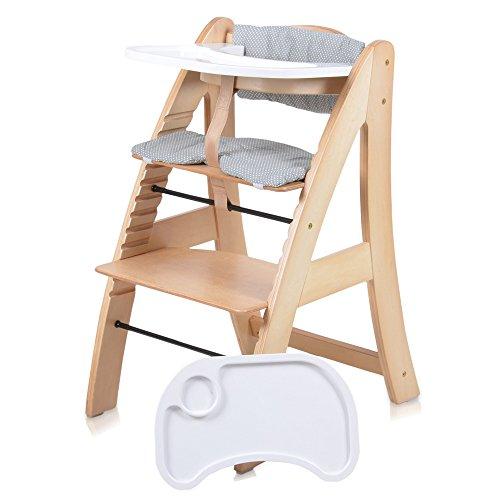 baby kinder hochstuhl kinderstuhl babystuhl holz holzstuhl. Black Bedroom Furniture Sets. Home Design Ideas