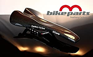 Feathery Carbon Sattel GTzero von m-bikeparts. by m-bike parts
