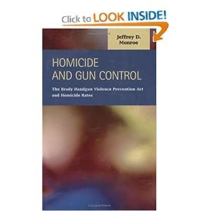 Brady Handgun Violence Prevention Act