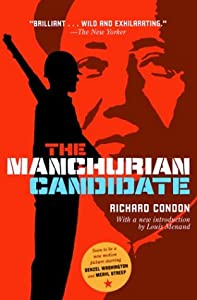 "Cover of ""The Manchurian Candidate"""