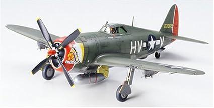 Tamiya - 61086 - Maquette - P-47D Thunderbolt Razorback - Echelle 1:48