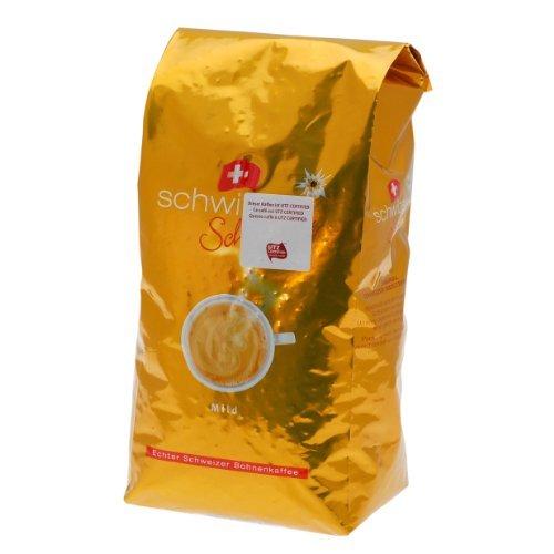 Schwiizer Schüümli Mild Coffee Beans, 1000G