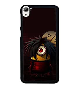 printtech Minions Anime Back Case Cover for HTC Desire 826