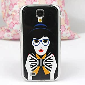The Beautiful Butterfly Knot Pattern PC Back Case for Samsung S4/I9500