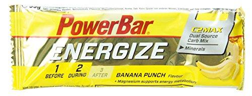 PowerBar Energize Bar バナナパンチ 25本入り PBE1P