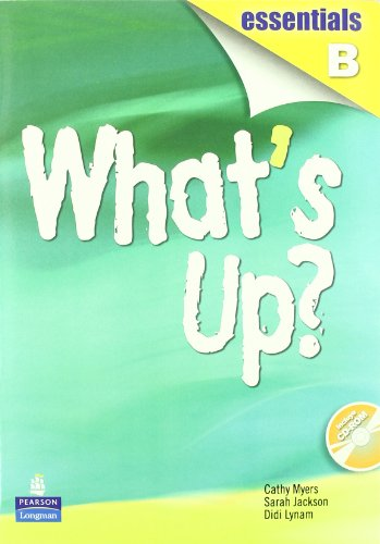 What'S Up? Essentials B Cuaderno