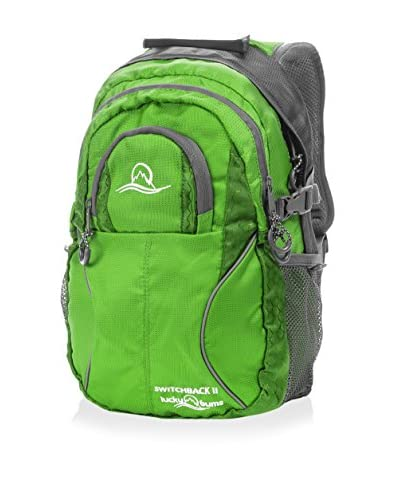 Lucky Bums Kid's Switchback II Daypack, Green