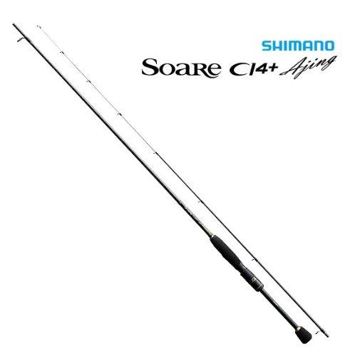SHIMANO(シマノ) ロッド ソアレ CI4+ アジング S610LS 351562の商品画像