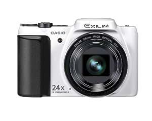 Casio - EX-H50 - Appareil Photo Numérique - 16,1 Mpix - Blanc