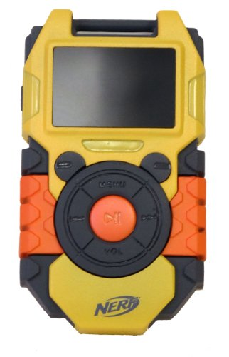 Nerf 2GB Digital Mp3 Player