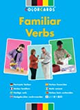 Familiar Verbs: In Context (ColorCards)