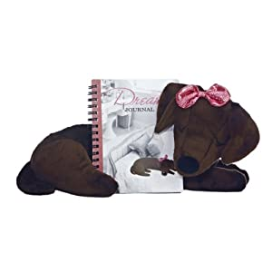 Aurora World Inc Roxie The Doxie Plush And Journal