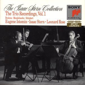 Stern Collection / Trio Recordings 1 Stern / Istomin / Rose