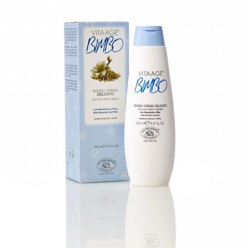 Bottega Di Lungavita Vita Age Bimbo Delicate Bath Cream