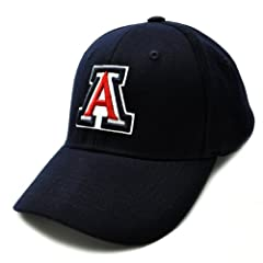 Buy Arizona Wildcats Adult Premium Collection One Fit Hat by Top of the World